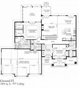 Landon Main Floor