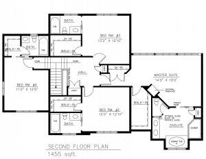 Oaklands B Upper Floor